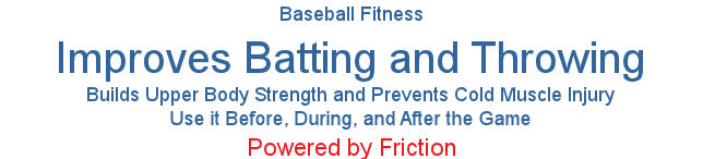 Baseball training aid, baseball fitness, improves batting and throwing