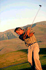 Smooth Golf Swing