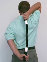 Shoulder - Rotator Cuff Stretch